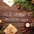 ¡Os deseamos Feliz Navidad y próspero 2019!